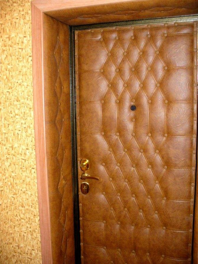 Утеплить дверь своими руками - 85 фото пошагового описания монтажа утепления