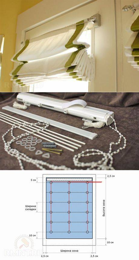Рулонная штора своими руками за пару часов – стильно и намного дешевле, чем готовая