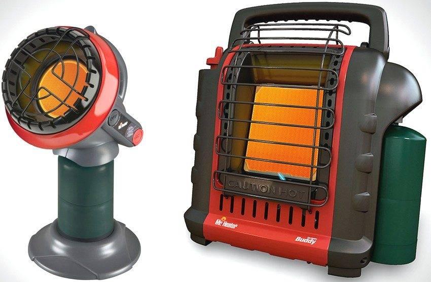 12 лучших газовых обогревателей