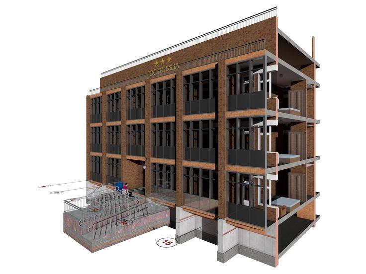 Схема отопления 2 этажного дома с газовым котлом: