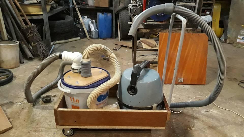 Как сделать циклон для пылесоса своими руками: устройство + подробный инструктаж по сборке