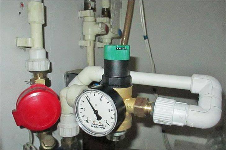 Давление водопроводной сети гост