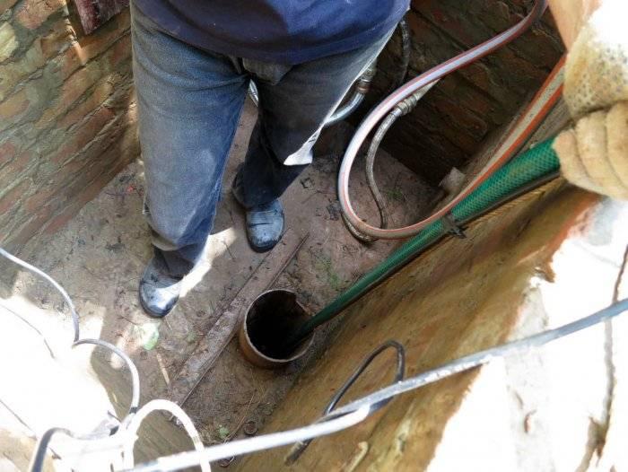 Чистка скважины своими руками - лучшие способы, заилилась скважина как почистить собственными силами,прочистка скважины, видео.