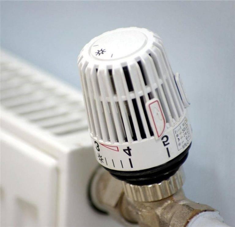 Как установить терморегулятор на батарею отопления самостоятельно