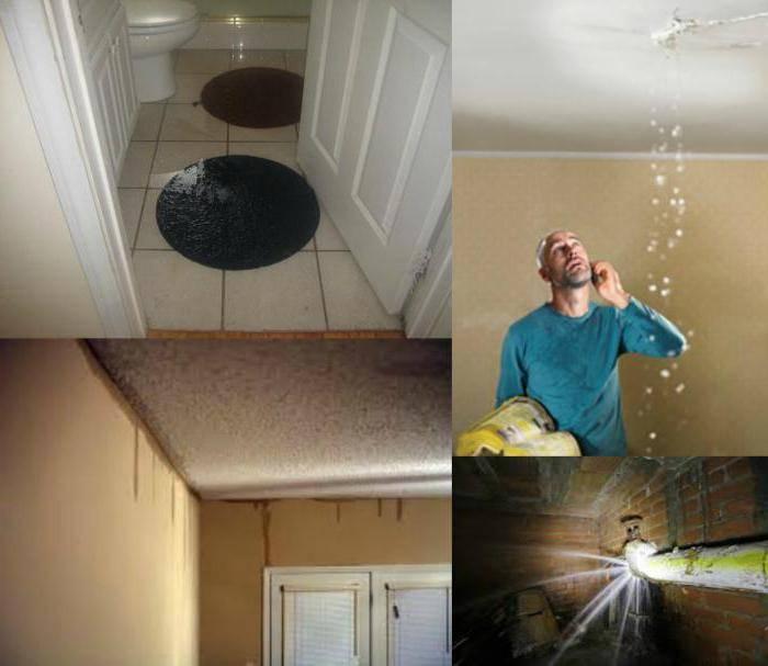 Затопили соседи сверху - что делать, куда обращаться, если соседи сверху постоянно заливают | советы по недвижимости