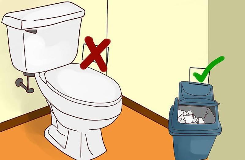 15+ вещей, которые ни в коем случае не должны попасть в канализацию :: инфониак