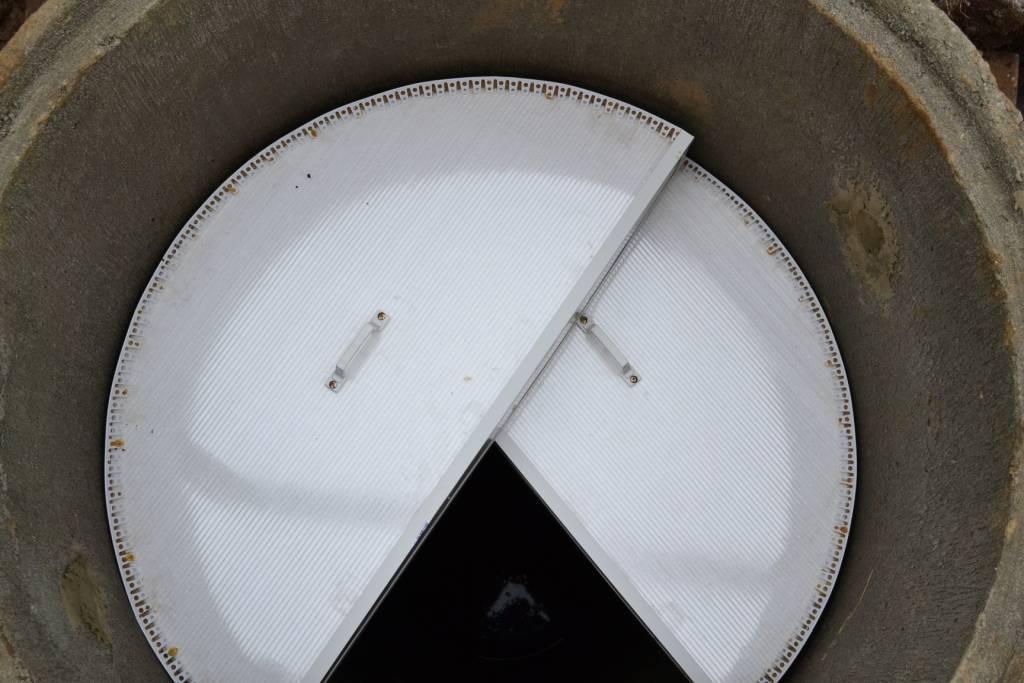 Утепление колодца из бетонных колец на зиму пенополистиролом и пенопластом
