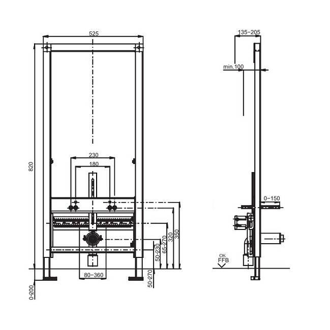 Инсталляция для биде: особенности конструкции и поэтапная технология монтажа
