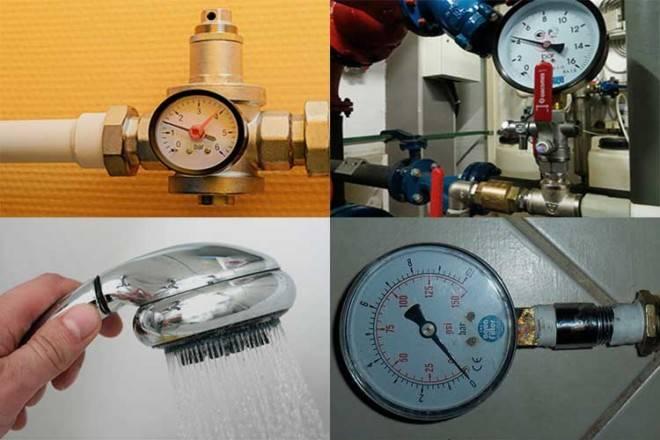 Все о давлении воды в водопроводной системе дома