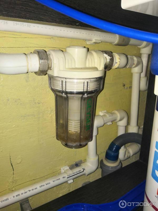 Нужен ли фильтр стиральной машинке