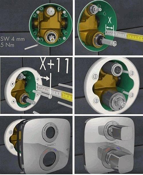 Как установить смеситель в ванной на стену: лучшая пошаговая инструкция, как правильно закрепить,поставить, крепление смесителя ,установка крана, монтаж,как прикрутить ,подключение.