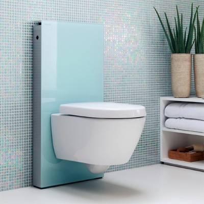 Дизайн туалета: с инсталляцией и раковиной, 45 идей