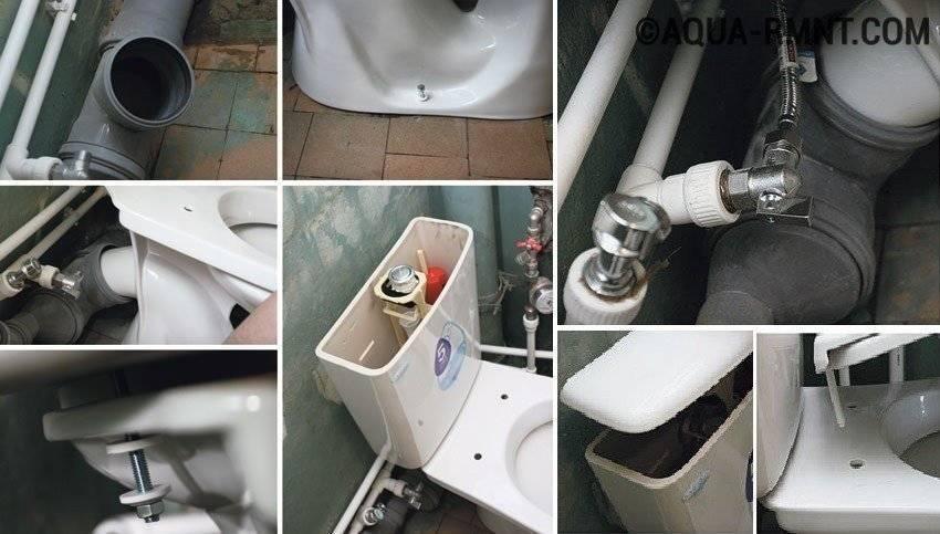 Ремонт унитаза и бачка: полная пошаговая инструкция (+фото) | дизайн и интерьер ванной комнаты