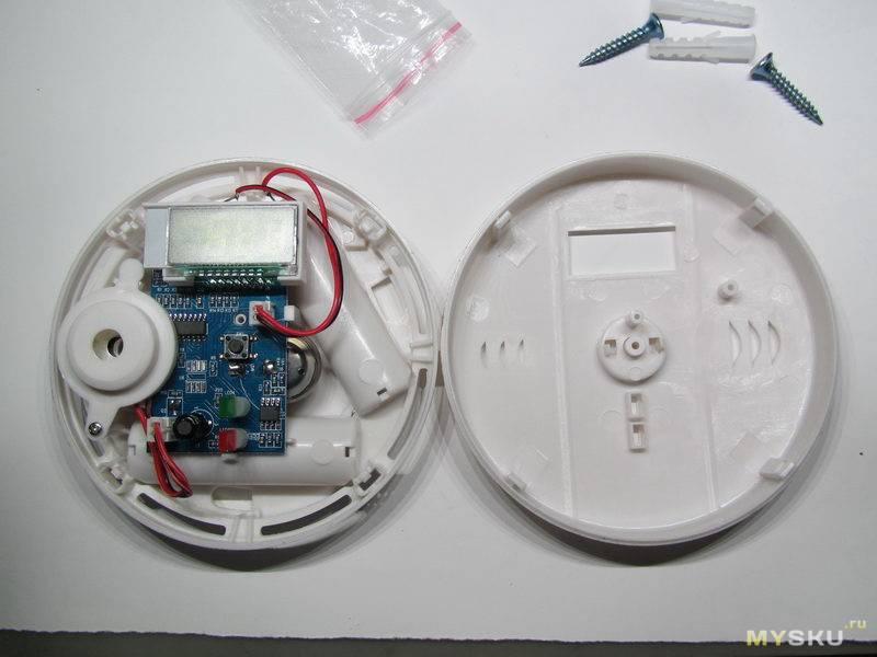 Датчики (сигнализаторы) угарного газа: типы, описание, применение