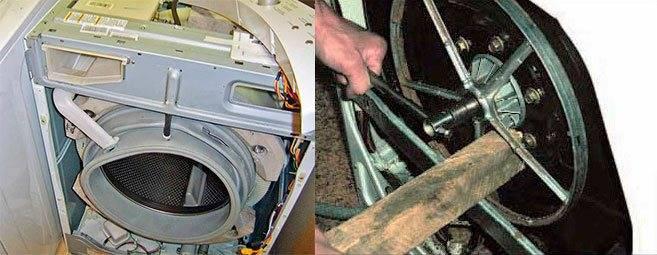 Как выполнить ремонт стиральной машины своими руками - жми!