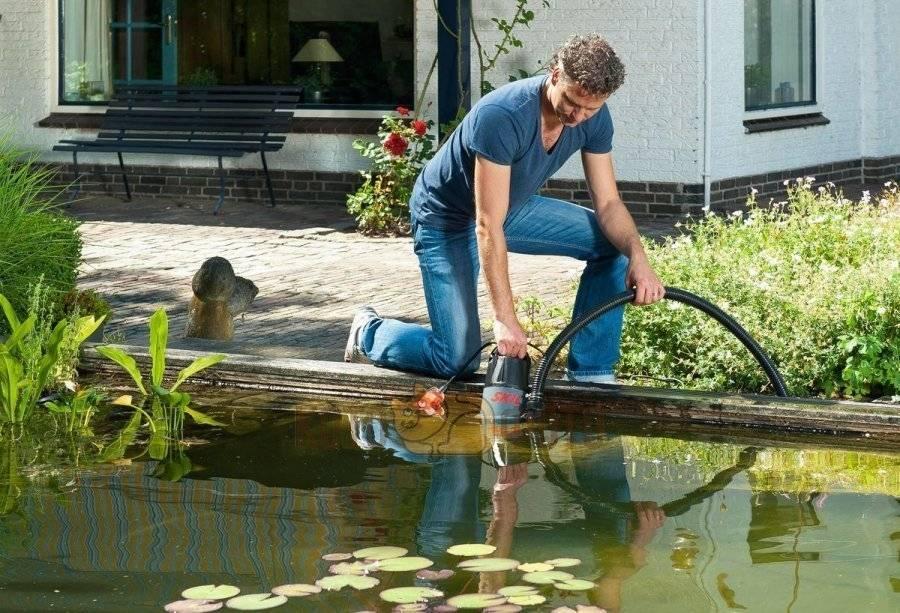 Насос для полива огорода из бочки, виды бочковых насосов