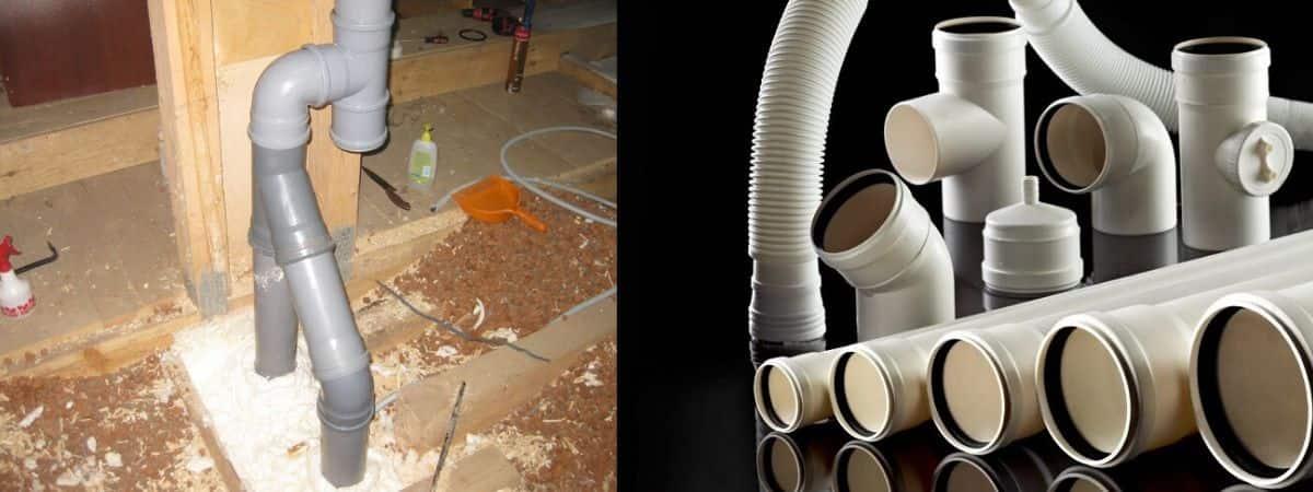 Вентиляция из канализационных труб: как сделать её своими руками, какие материалы можно использовать