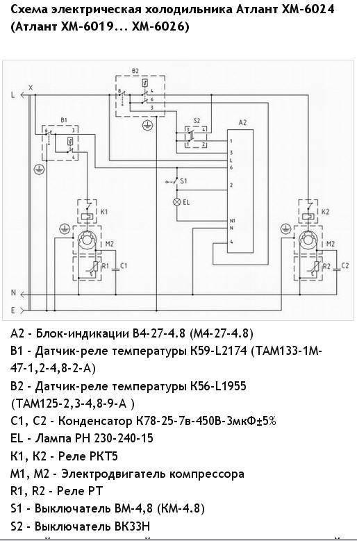 Принцип работы холодильника с одним и двумя компрессорами, разным количеством камер и режимами