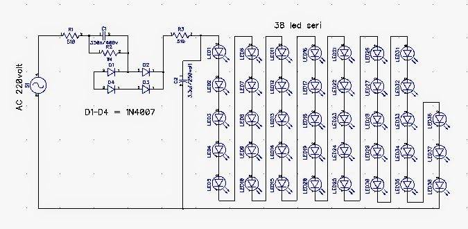 Светодиодная лампа своими руками: схема, нюансы конструкции, самостоятельная сборка