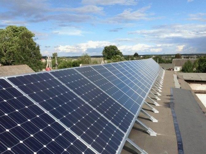 Солнечные батареи для дома: принцип работы, устройство, виды, плюсы и минусы