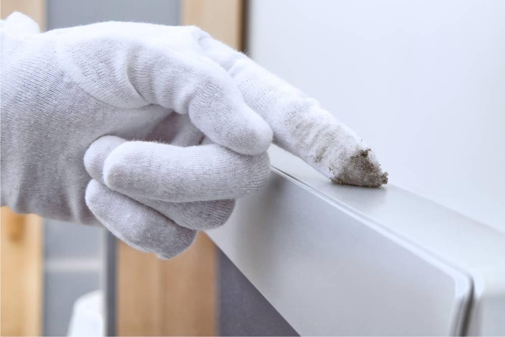 Откуда берется пыль в квартире и как от нее избавиться?