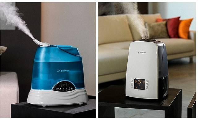 25 лучших советов по выбору увлажнителя воздуха для вашей квартиры