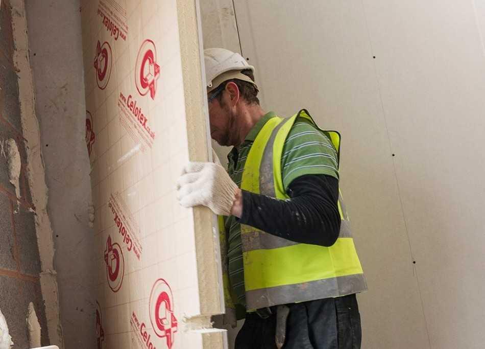 Как утеплить стены изнутри в частном доме: рекомендации по выбору утеплителя и выполнению работ