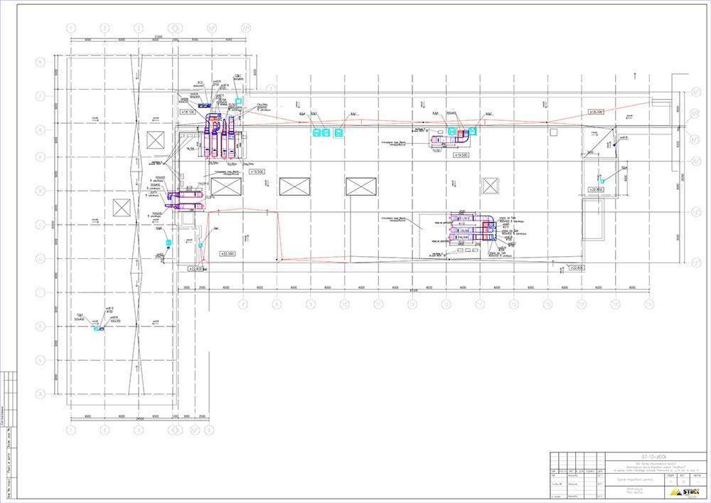 Проектирование системы вентиляции: значение и важность разработки проекта, стадии создания проекта