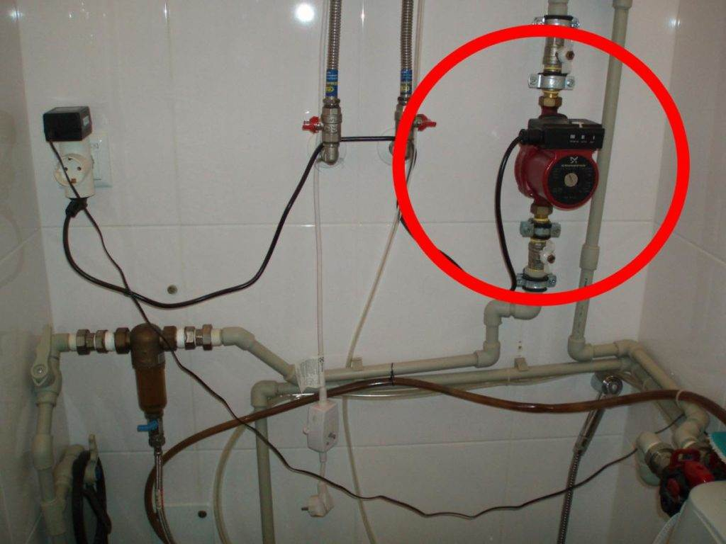 Опрессовка теплого пола по шагам: воздухом, водой, проверка труб перед запуском