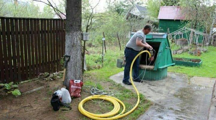 Как почистить скважину – варианты и способы очистки своими руками