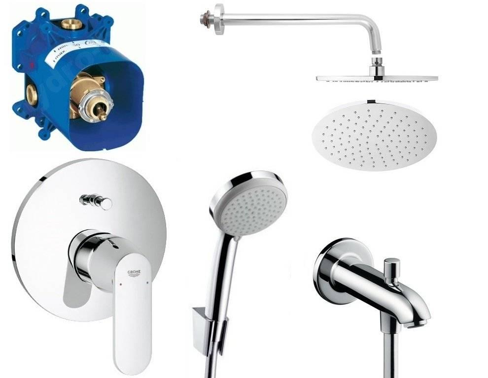 Уcтановка смесителя в ванной: выбор, сборка и монтаж смесителей разных типов