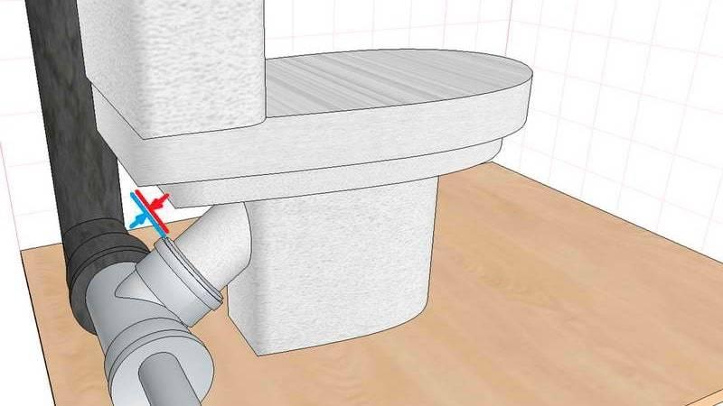 Установка унитаза своими руками: пошаговая инструкция, схема подключения, монтаж с пластиковой трубой + как подключить конструкцию к водопроводу