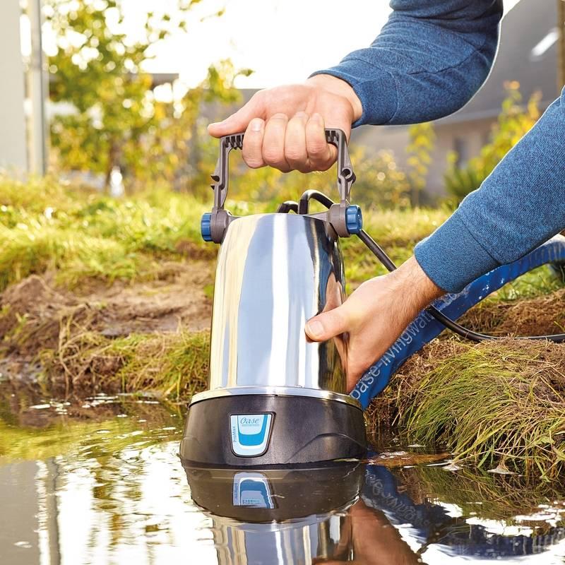 Дренажный погружной насос для грязной воды: сферы применения, правила эксплуатации и особенности конструкции