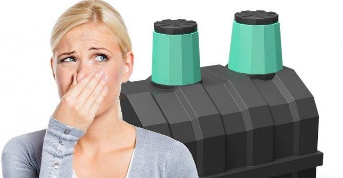 Как избавиться от запаха из септика в частном доме и на даче: советы +видео и фото