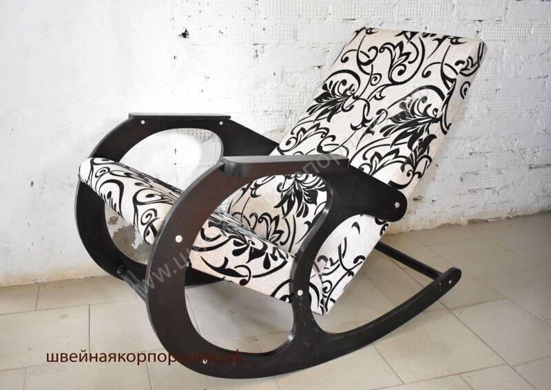 Кресло качалка из дерева своими руками: фото, чертежи + этапы сборки