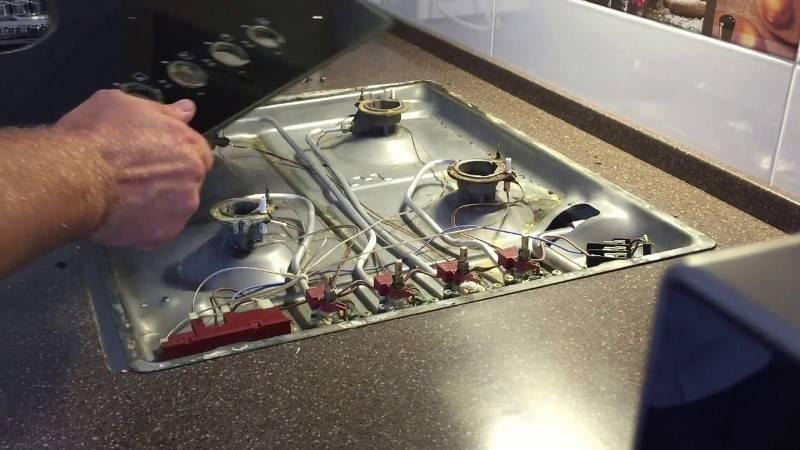 Устраняем неполадки: отключился духовой шкаф или гаснет духовка в газовой плите