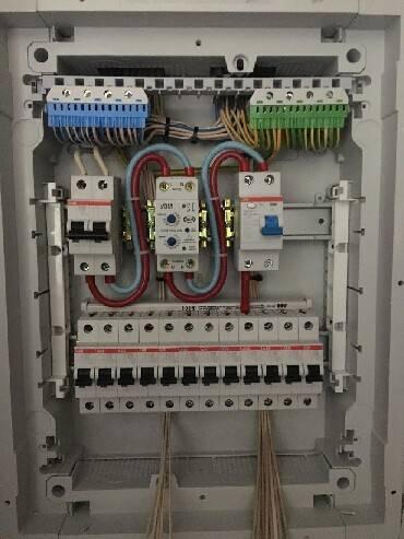 Сборка электрощита - программа 123 schema
