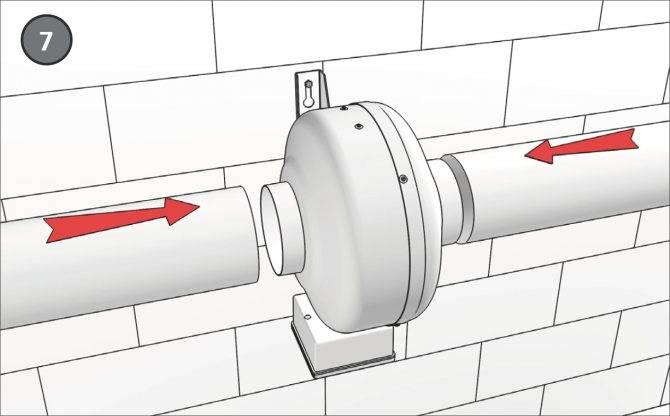 Как подобрать и установить вентиляционную систему (вытяжку) в ванне и туалете частного дома