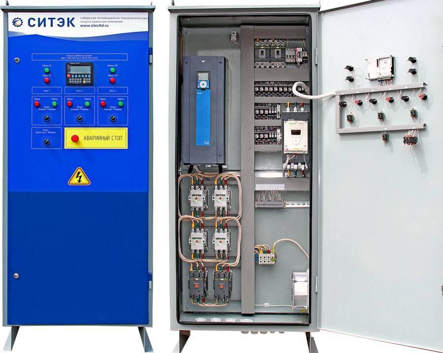 Схема шкаф управления. выбираем шкафы управления огнезадерживающими клапанами