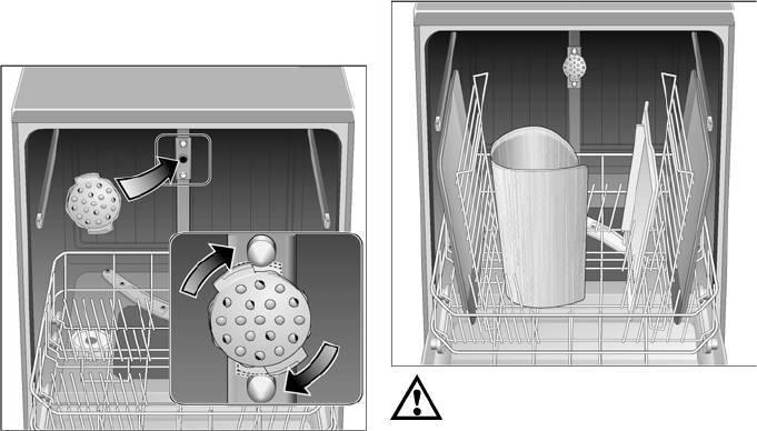 Правила ухода за посудомоечной машиной