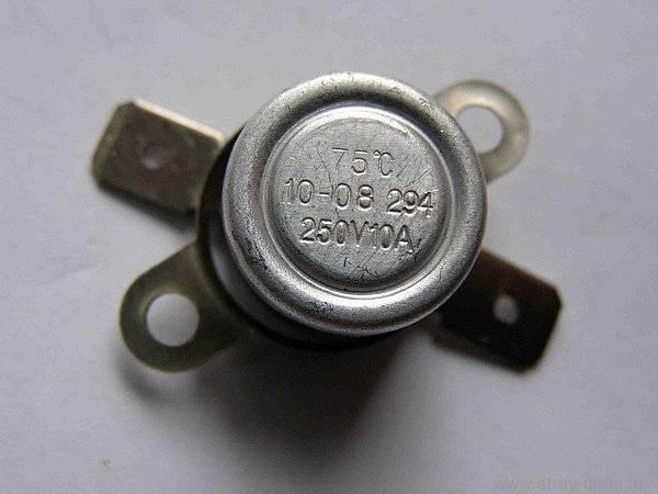 Датчик тяги газового котла: как устроен и работает + тонкости проверки функциональности