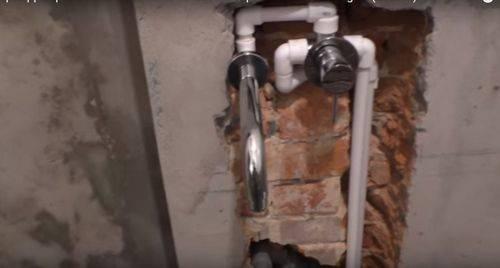Смеситель скрытого монтажа – плюсы и минусы встраиваемого смесителя, установка и монтаж в стену | houzz россия