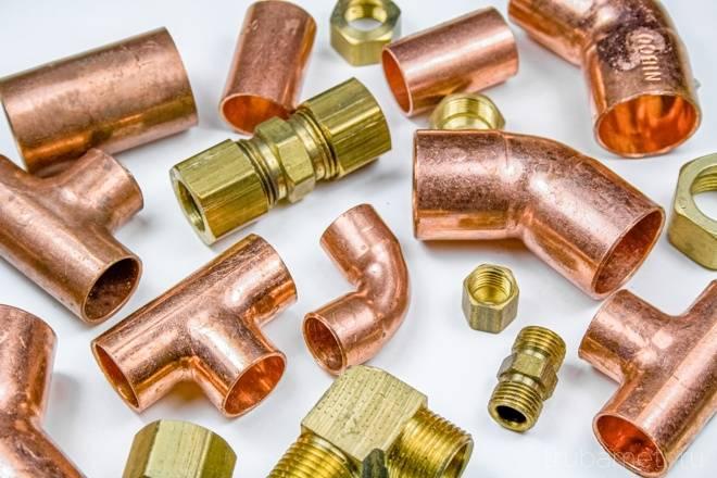 Медные трубы для отопления - выбор, монтаж и пайка
