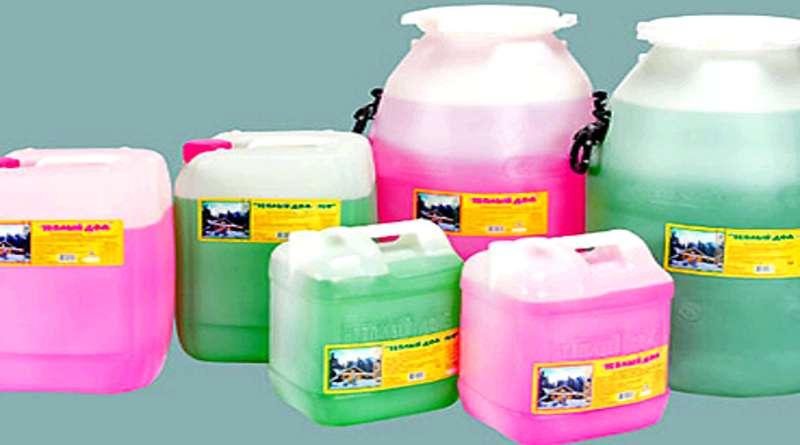 Жидкость для отопительной системы частного дома