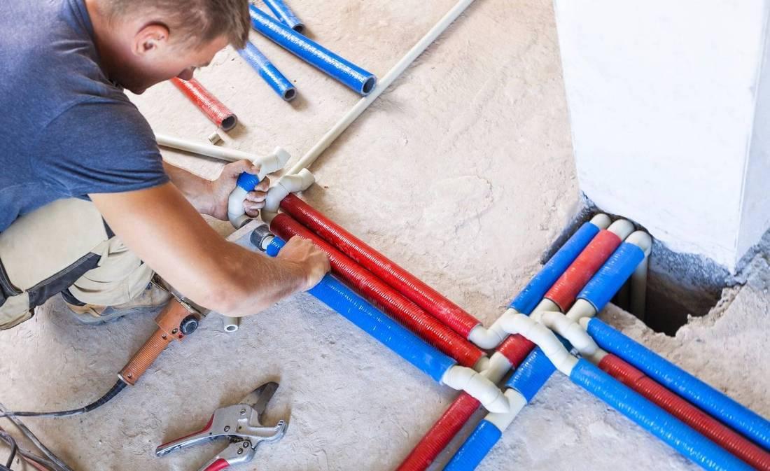 Полипропиленовые трубы для водопровода монтаж: видео урок как паять полипропиленовые трубы