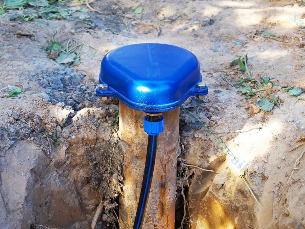 Обустройство скважины на воду - варианты, схема, порядок работ