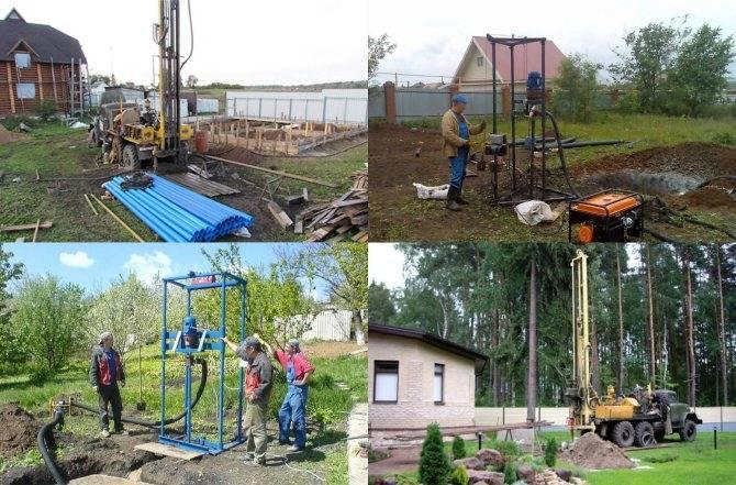 Как найти воду для скважины на участке - обзор способов и средств