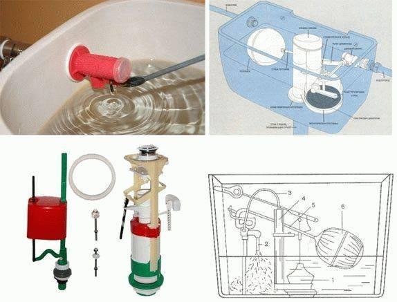 Как провести ремонт унитаза своими руками: разбор распространенных поломок
