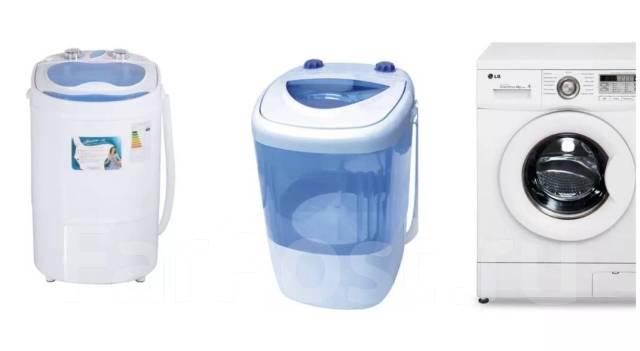 Лучшие стиральные машины под раковину - рейтинг 2021