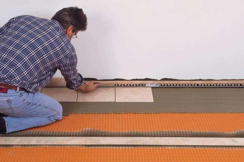 Тёплый пол под ковролин – от выбора до укладки